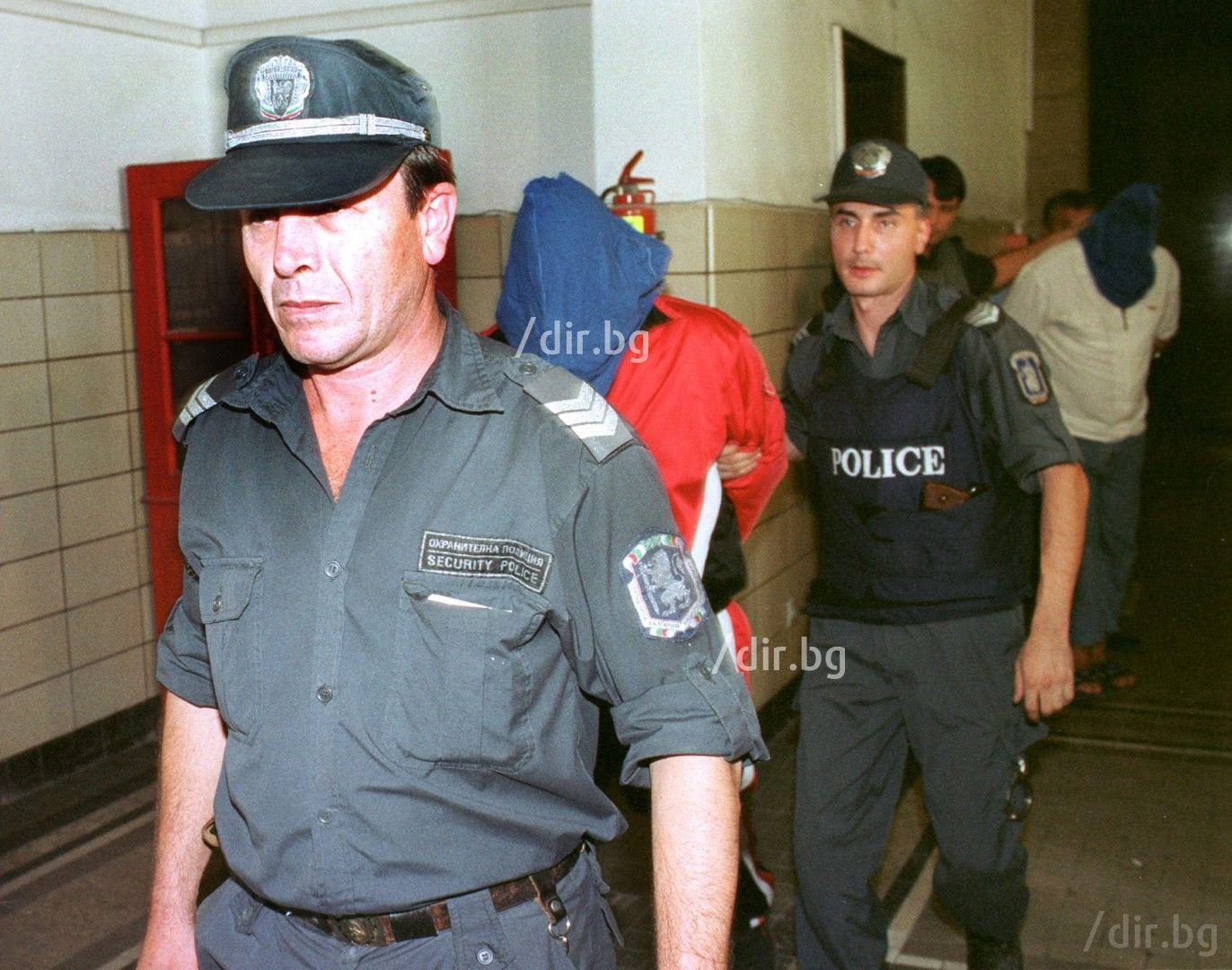 31 август 2003 г. (Снимка: Иван Григоров/ Дир.бг)
