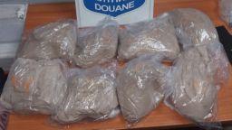 """20,21 кг хероин задържаха на """"Капитан Андреево"""""""