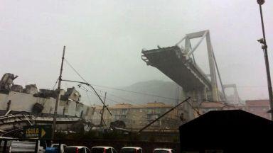 Превантивно в Италия затвориха мост, проектиран от инженера на падналия в Генуа