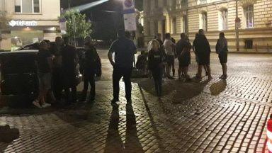 """Среднощен протест на ужилени от """"Олимпик"""""""
