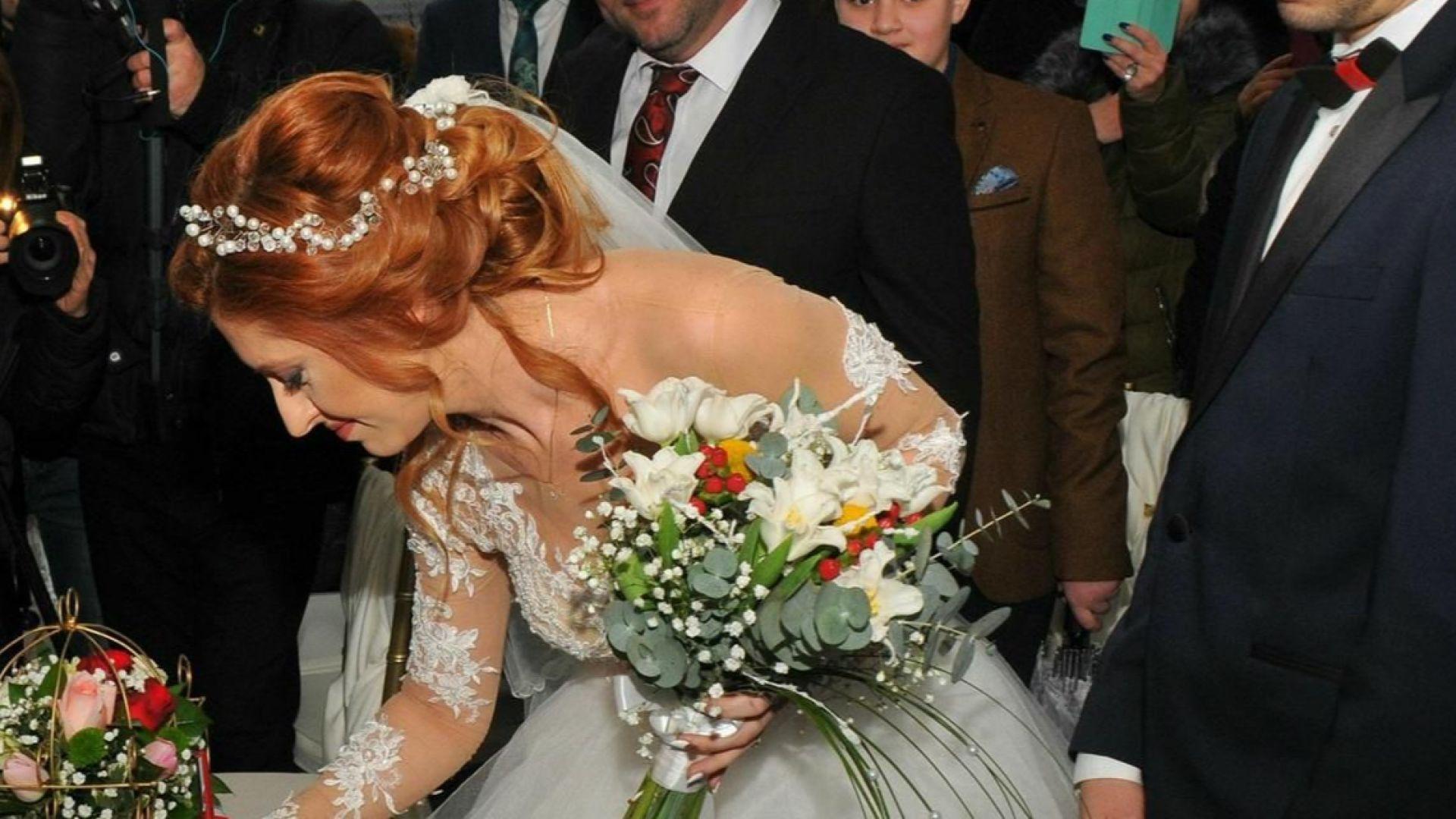 Бум на сватби днес заради съчетанието на три осмици в датата