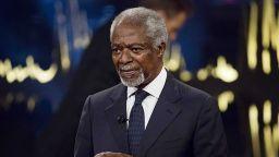 Почина Кофи Анан, бивш генерален секретар на ООН