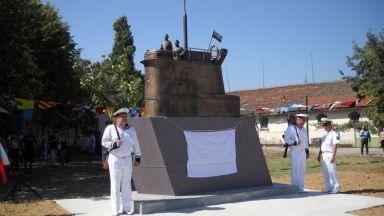 Откриха Паметник на подводничаря във Варна