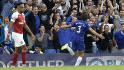 """""""Челси"""" измъкна първия епичен мач във Висшата лига за сезона"""