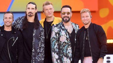 Инцидент преди концерт на Backstreet Boys. Десетки са ранени