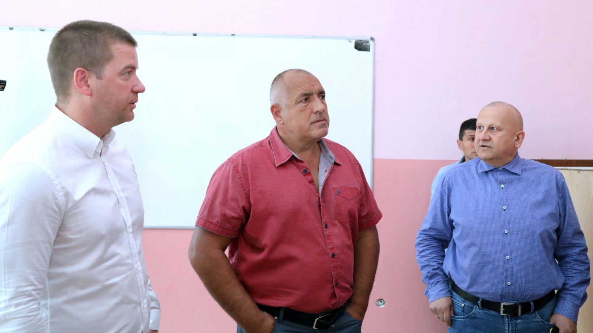 """Борисов се заема с """"Олимпик"""", Търговският регистър тръгва в сряда"""