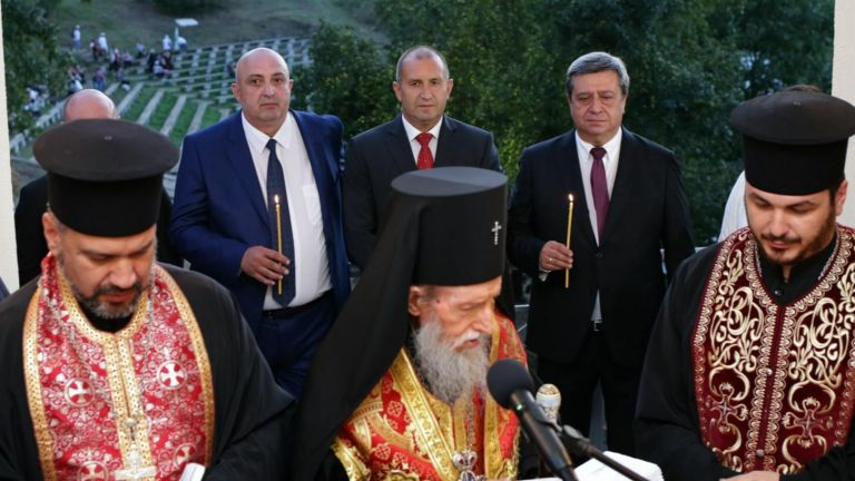 Радев е поискал от Ердоган компенсация за имотите на тракийските българи