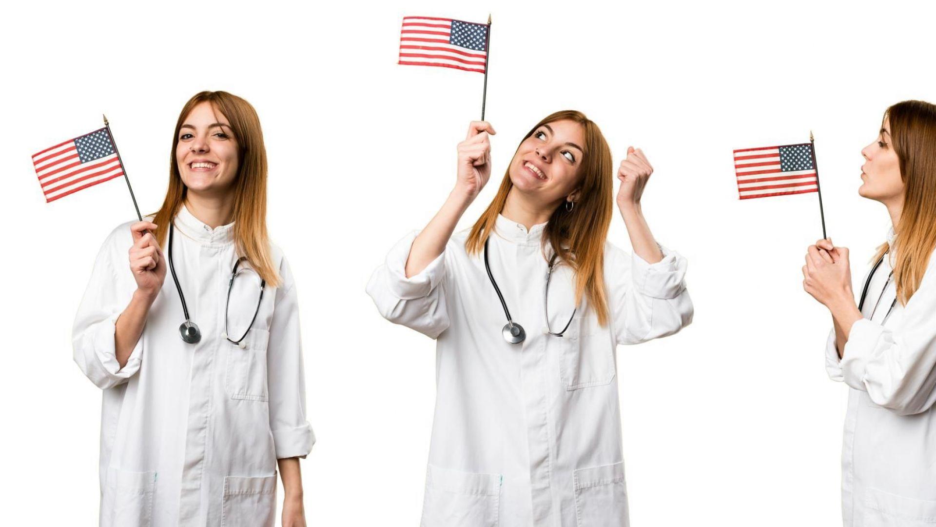 Лекарите са най-високо платени в САЩ, изпреварват IT специалистите