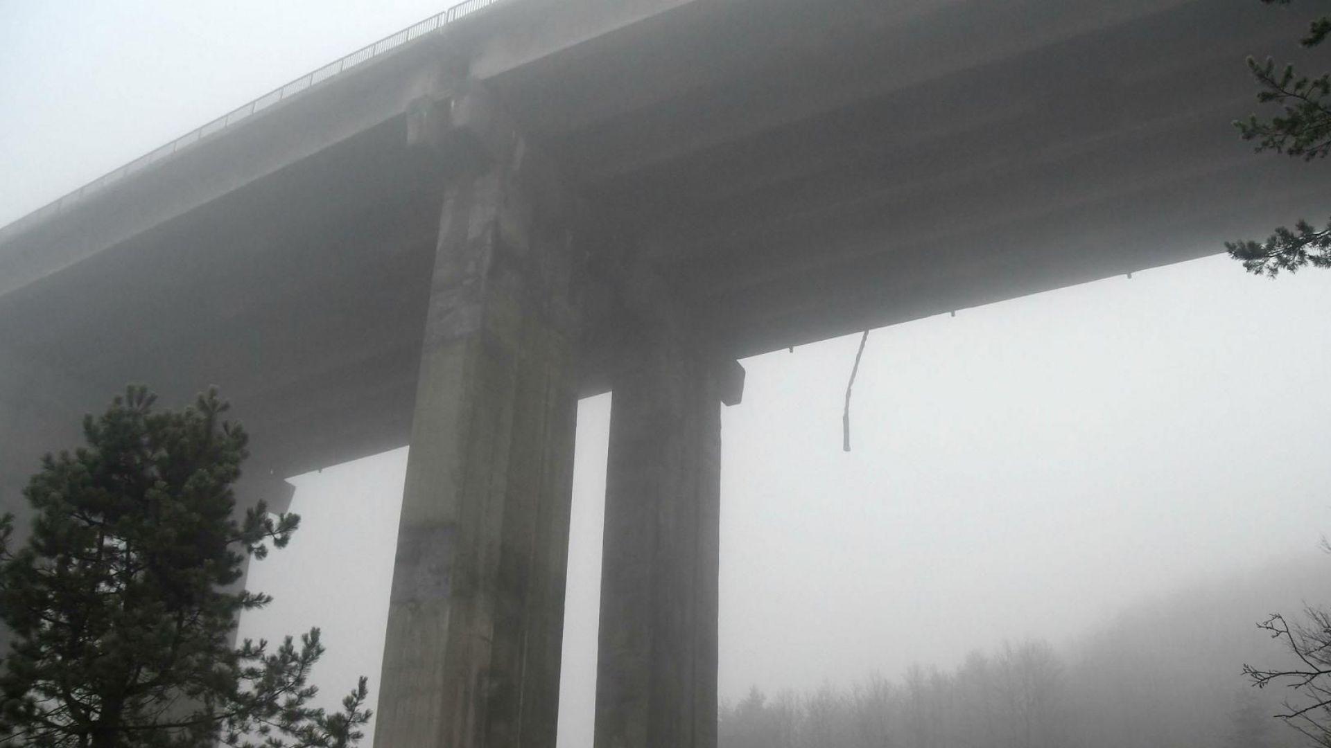 Още пътни мостове ще падат, ние сме късметлии засега