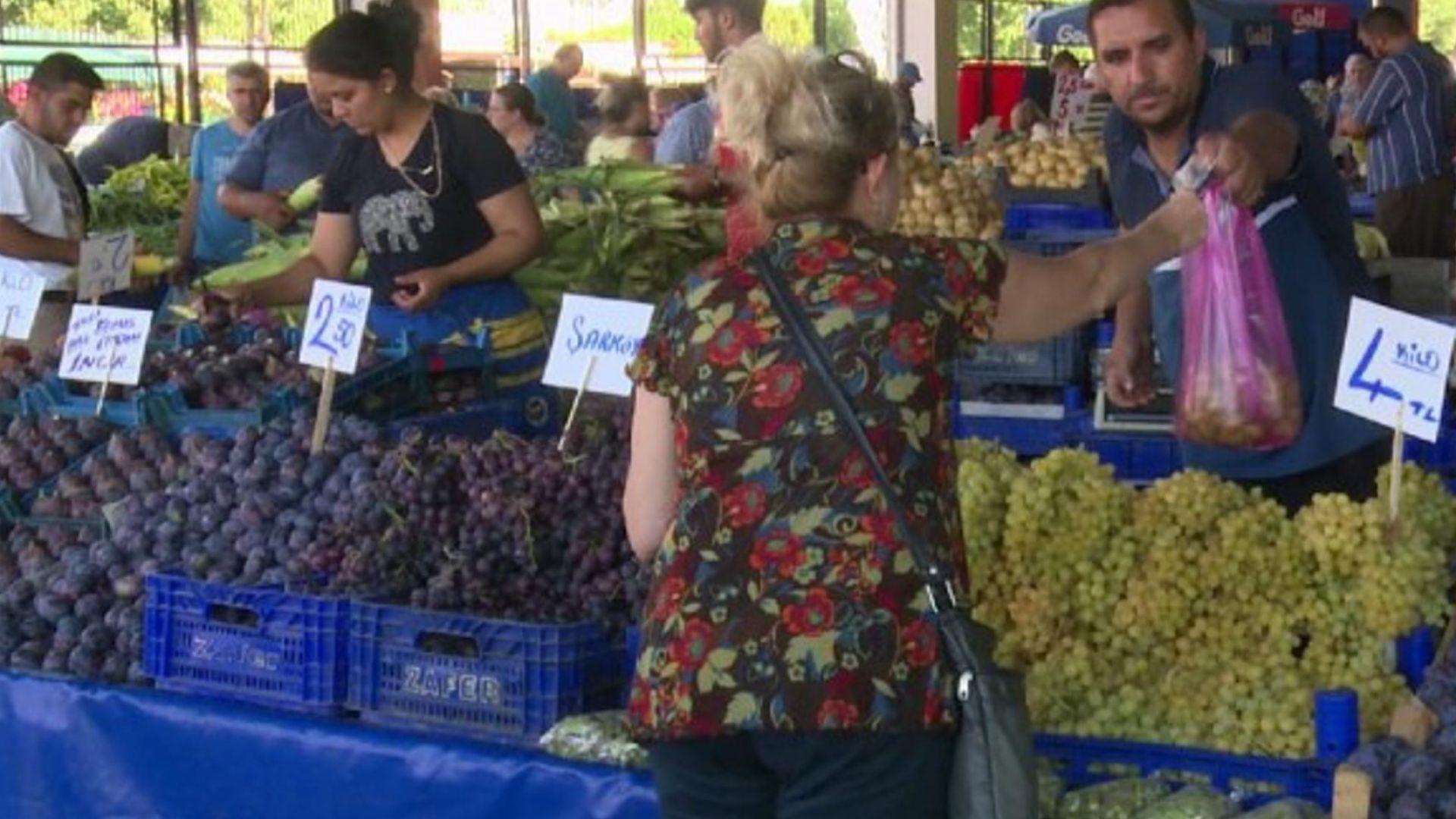 Юруш на евтинията: Българи превзеха Одрин, пазаруват всичко