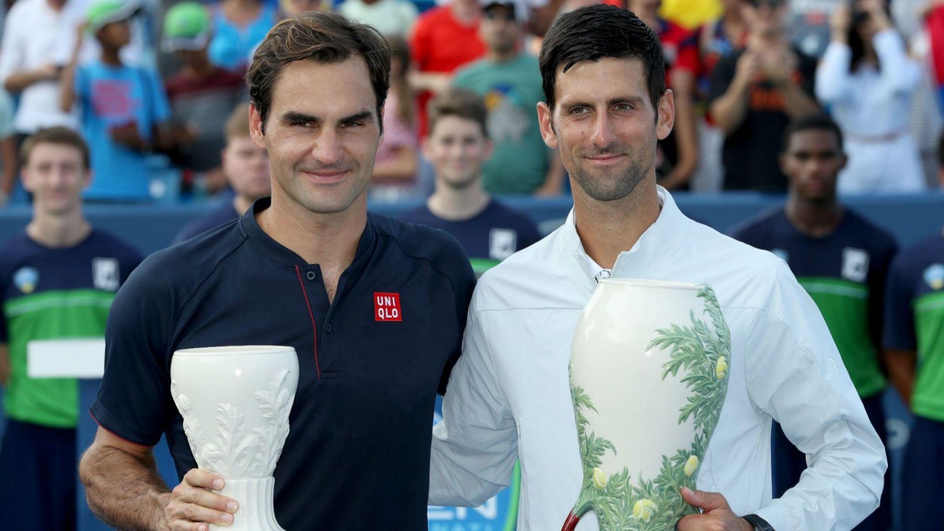 Бивш треньор на Джокович: Ноле иска да надмине Федерер