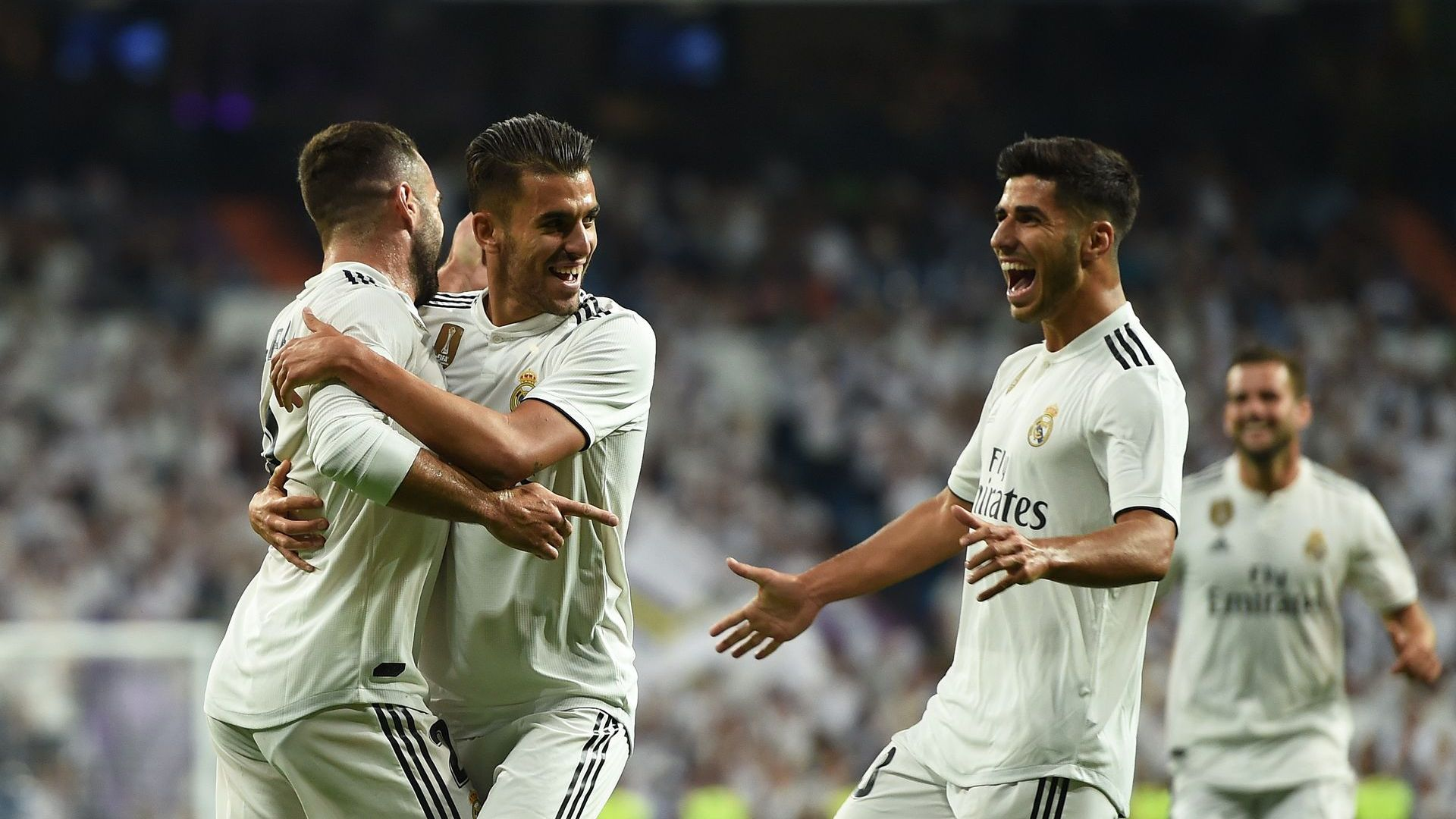 """Испански """"Реал"""" от заветите на Бернабеу започна новата ера с победа"""