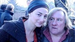 Жерар Депардийо и Деси Тенекеджиева с награда от кинофестивал в САЩ