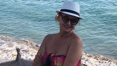 Нели Рангелова показа снимки от лятната си ваканция