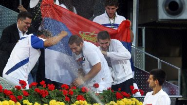 Джокович скочи срещу Купа Дейвис