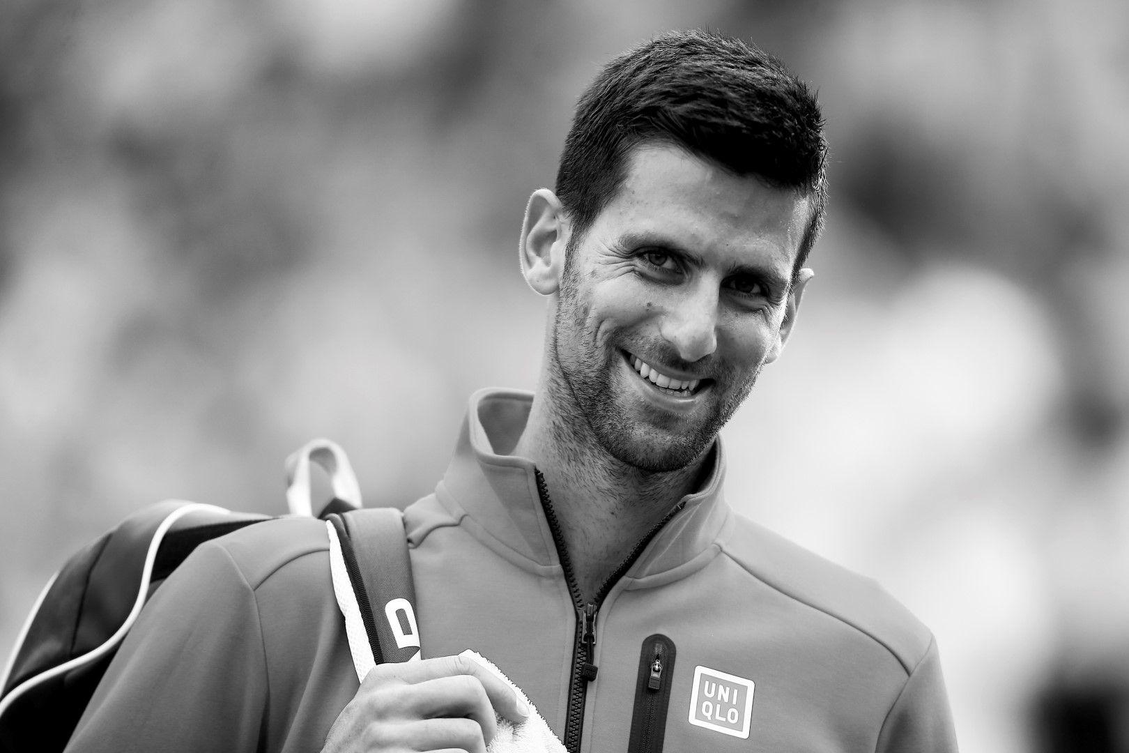 Джокович вече има общо 70 титли на ATP. Само Федерер, Надал и Серина Уилямс могат да се похвалят с повече.