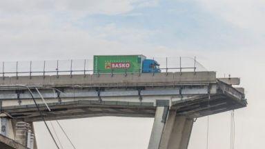 4 месеца след трагедията в Генуа: Събарят останките от рухналия мост