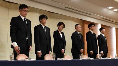 Един час с проститутки отнема олимпийската мечта на 4 японски звезди