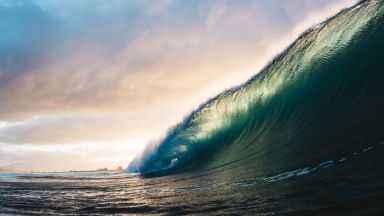 Океанът в снимките на Мат Портос