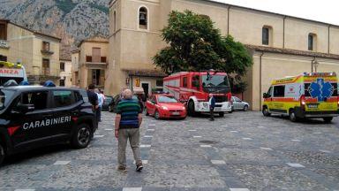 Осем туристи загинаха при внезапно наводнение в италиански национален парк