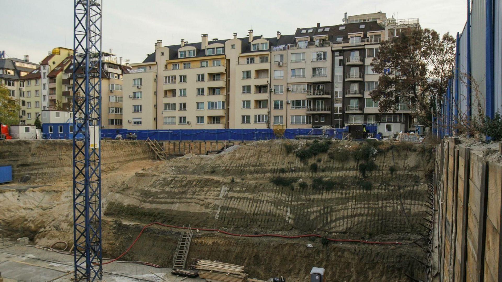 """Презастрояването свали цените в софийския квартал """"Лозенец"""""""