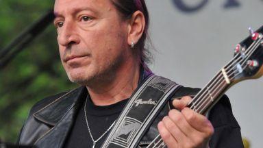 Почина басистът на ФСБ Ивайло Крайчовски