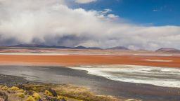 Най-цветните природни забележителности в света (галерия)