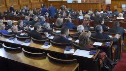 """Парламентът гласува вота на недоверие към кабинета """"Борисов 3"""" в сряда"""