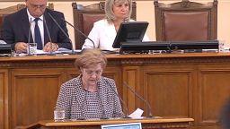 Менда Стоянова отряза кметовете, ше си плащат за нарушения