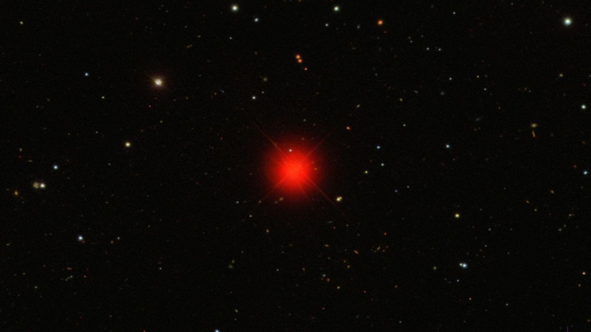 Коя е най-студената звезда във Вселената