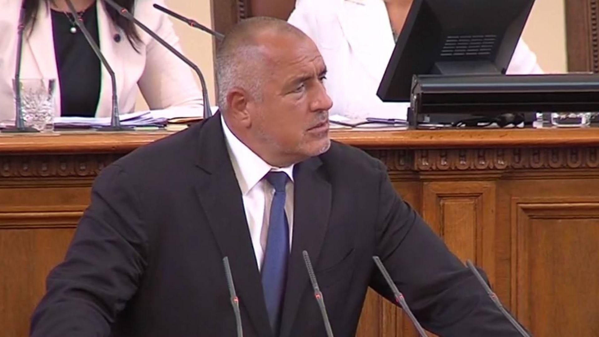 Борисов: Всички искаме да помогнем на ощетените, експертите да кажат как