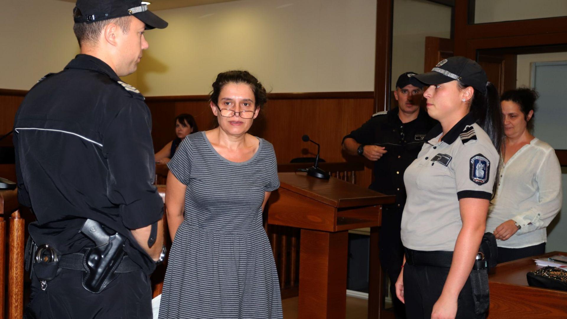 Спецсъдът отказа да освободи заместничката на Десислава Иванчева