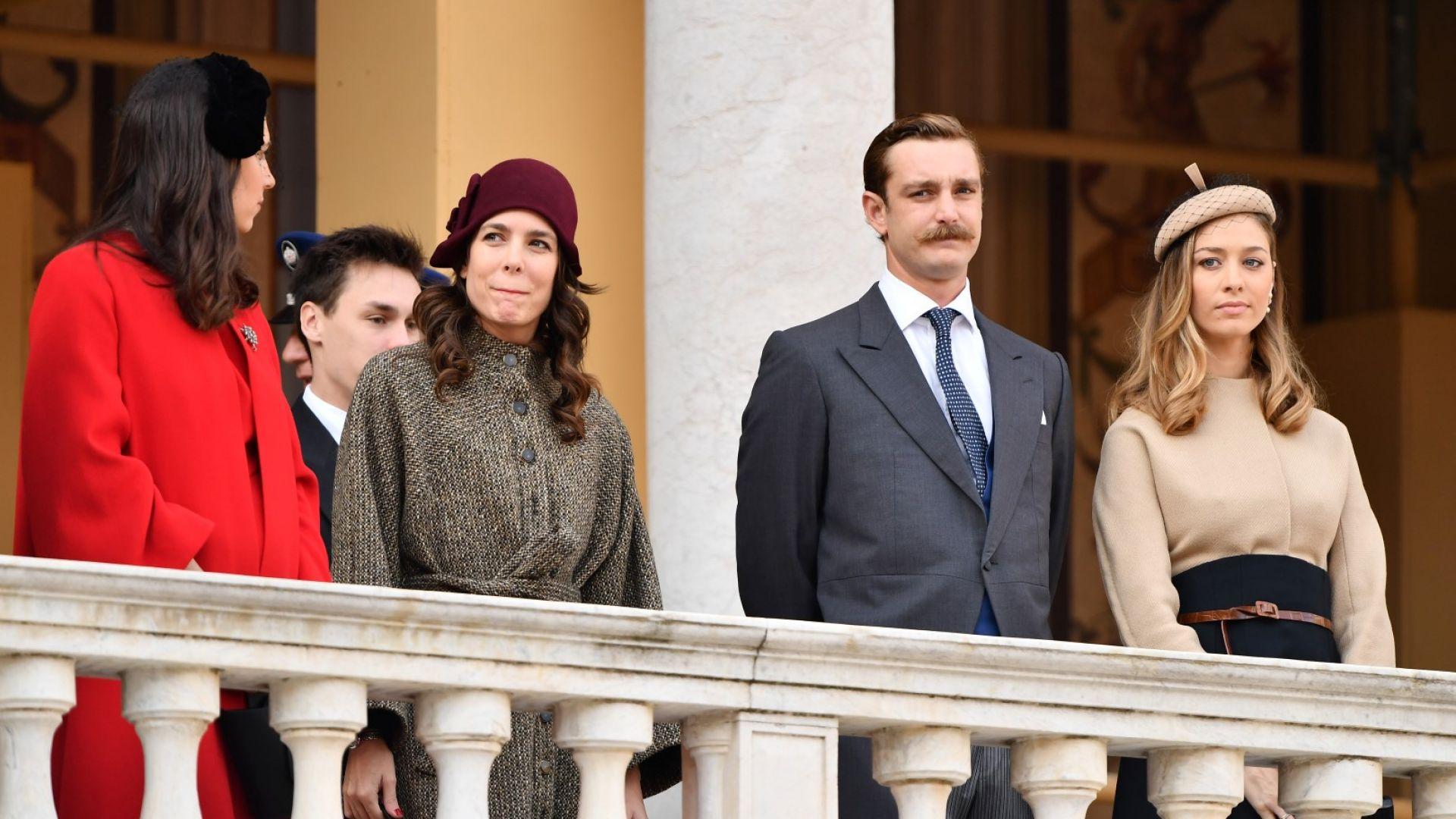 Татяна Казираги, Шарлот Казираги, Пиер и Беатриче Казираги