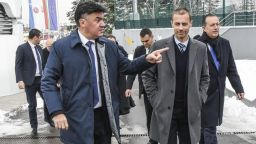 Президентът на УЕФА заяви специална подкрепа към Борислав Михайлов