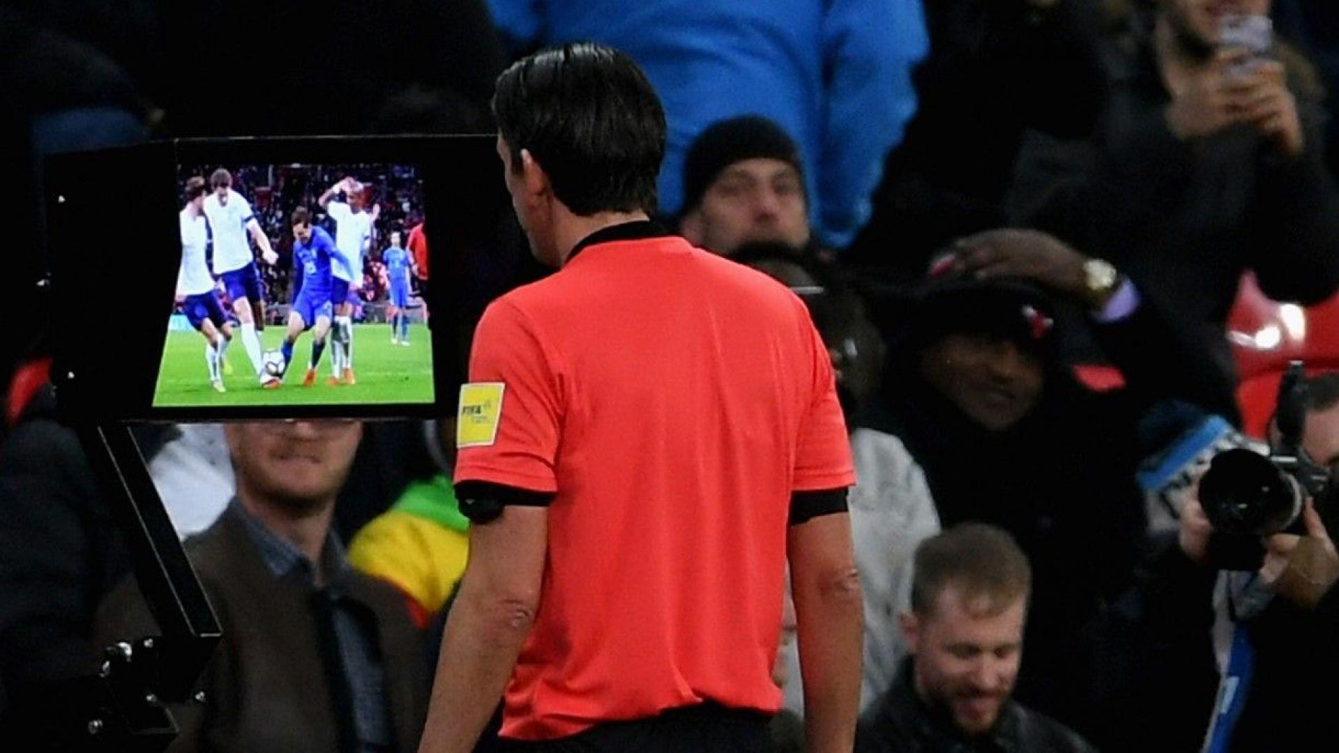 ВАР влиза и в българското първенство, но не на всички стадиони