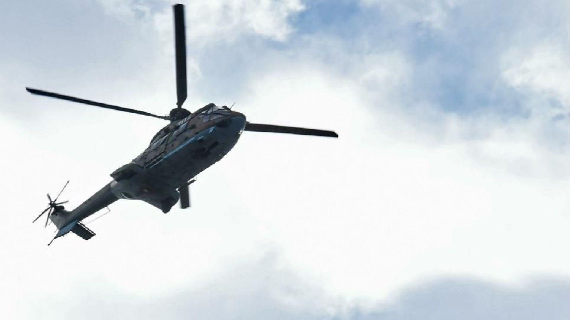 Какво остана от хеликоптерите на армията?