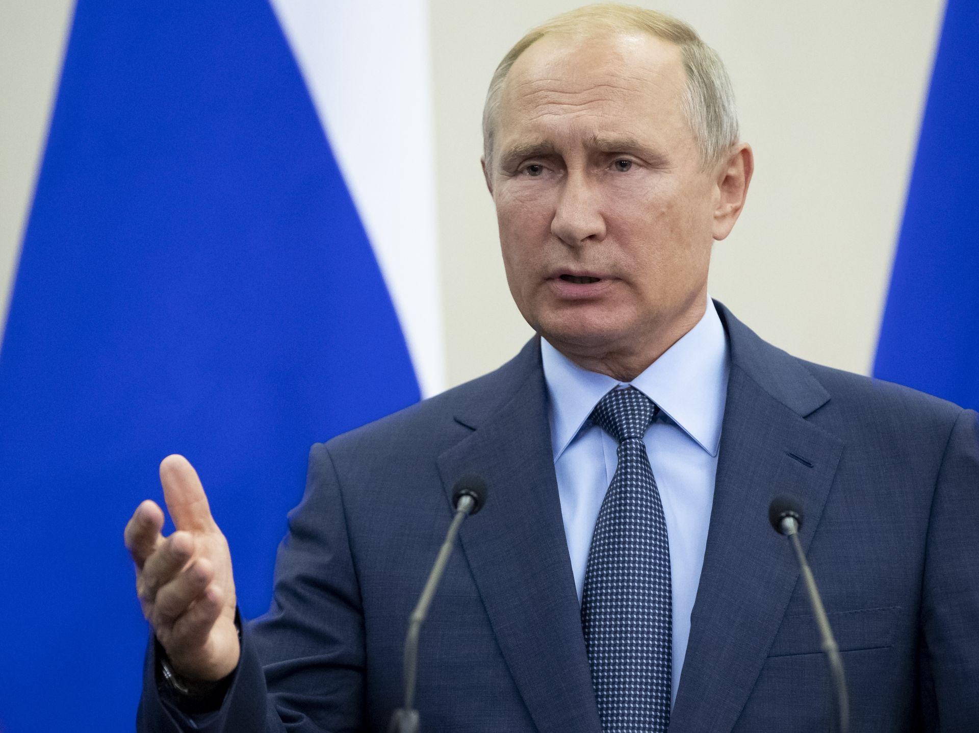 Путин във Финландия