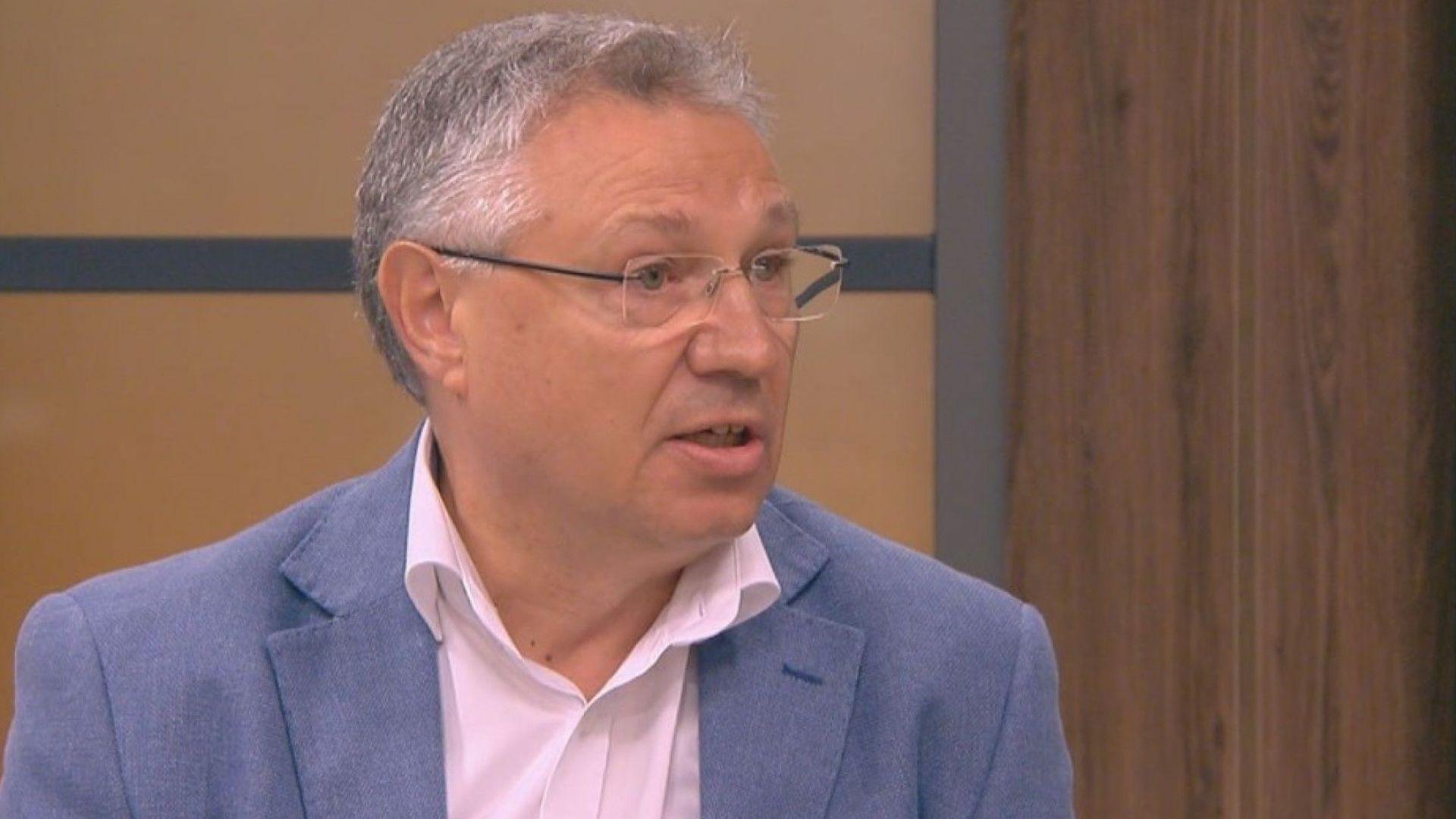 Велизар Шаламанов: Изборът ще бъде между нови F-16 и нови Gripen