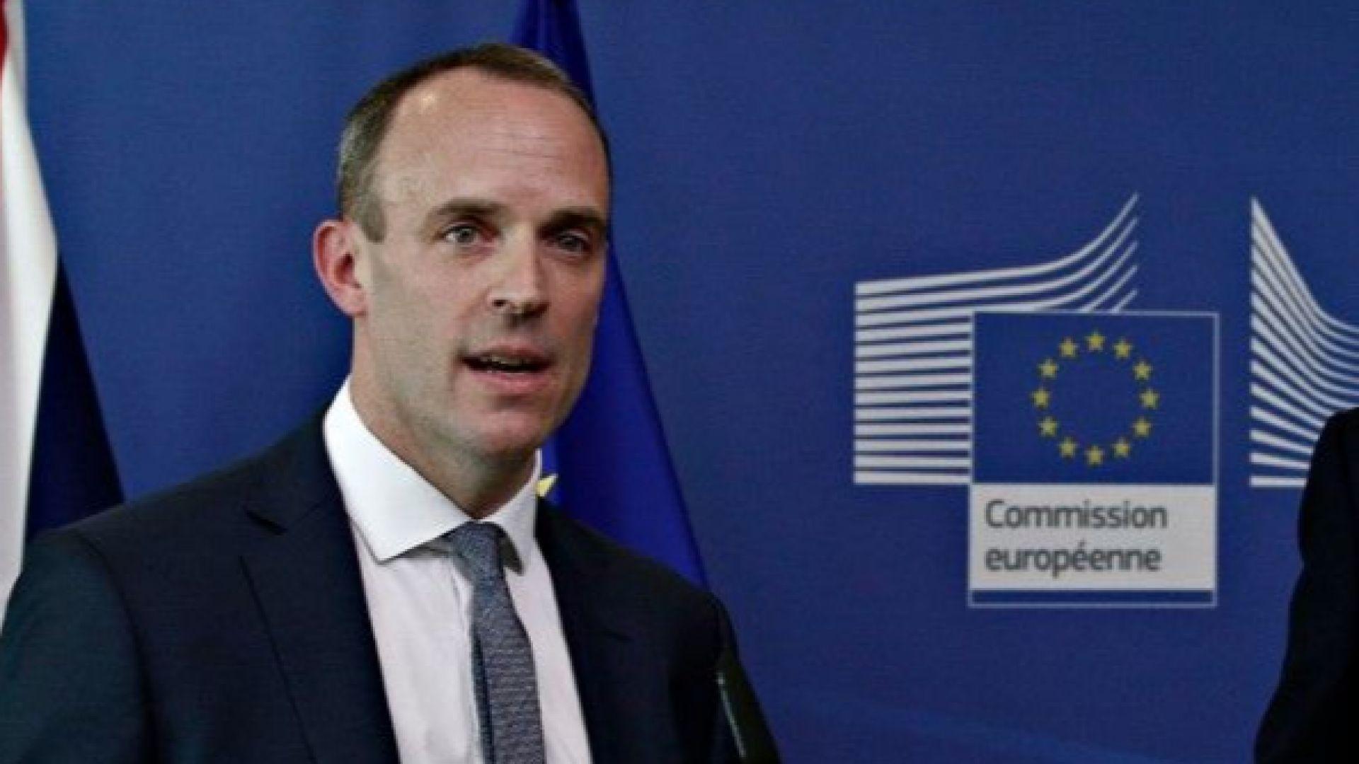Британският министър за  Брекзит е уверен, че ще  има сделка с ЕС