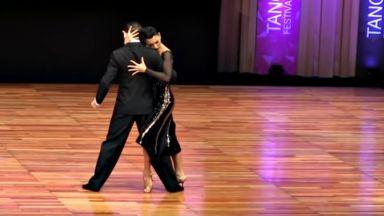 Вижте шеметния танц на световните шампиони по танго (видео)