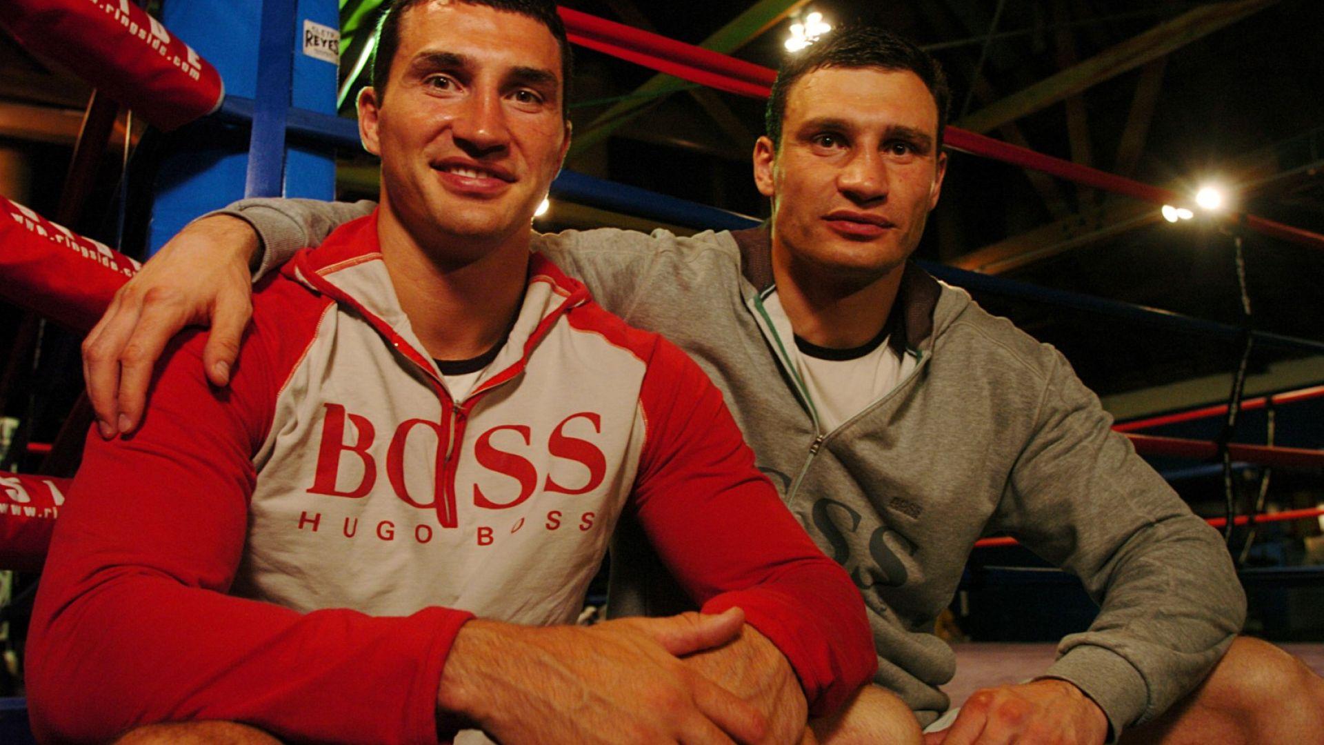 Боксова звезда разкри: Със сигурност Кличко ще се завърне