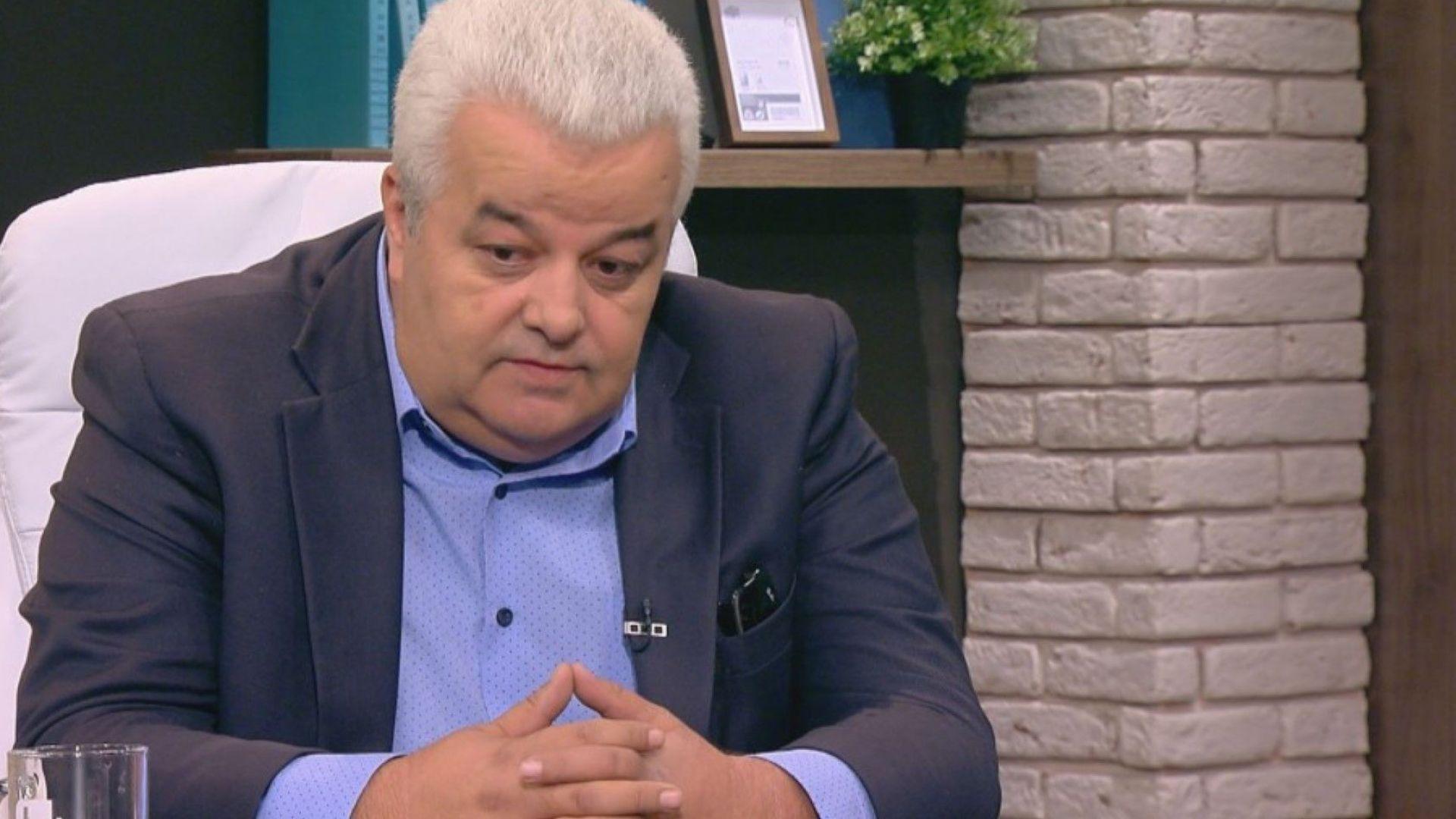 """Адвокатът на Бенчев срещу прокуратурата: Няма тефтер с """"черно счетоводство"""""""