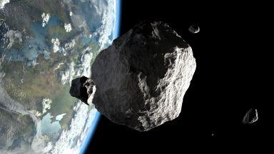 Взривяването на астероид можело да спре затоплянето