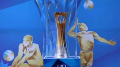 Световната купа по волейбол грейва в центъра на София
