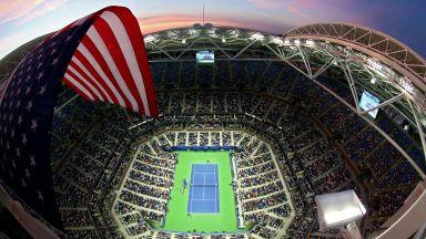 Арената на US Open се превръща във временна болница с 350 легла