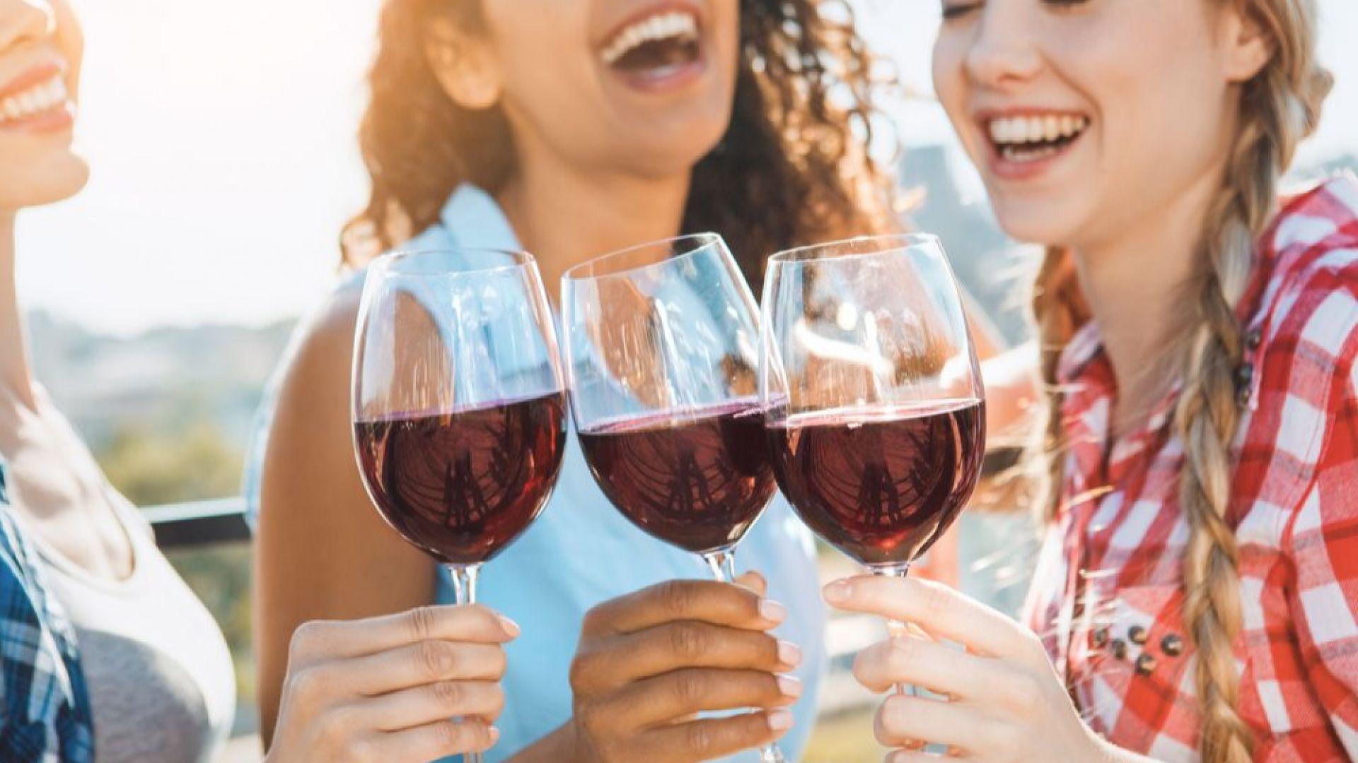 Учени предупредиха: Дори чаша вино на ден е вредна