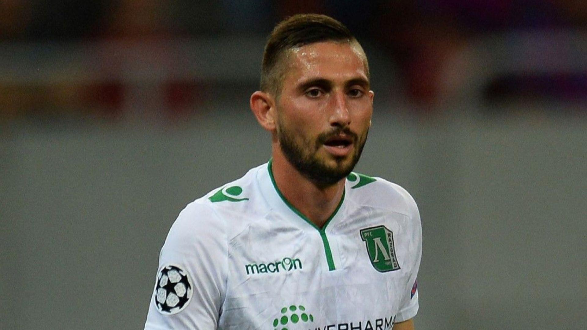 Българин подписва изненадващо с европейски шампион