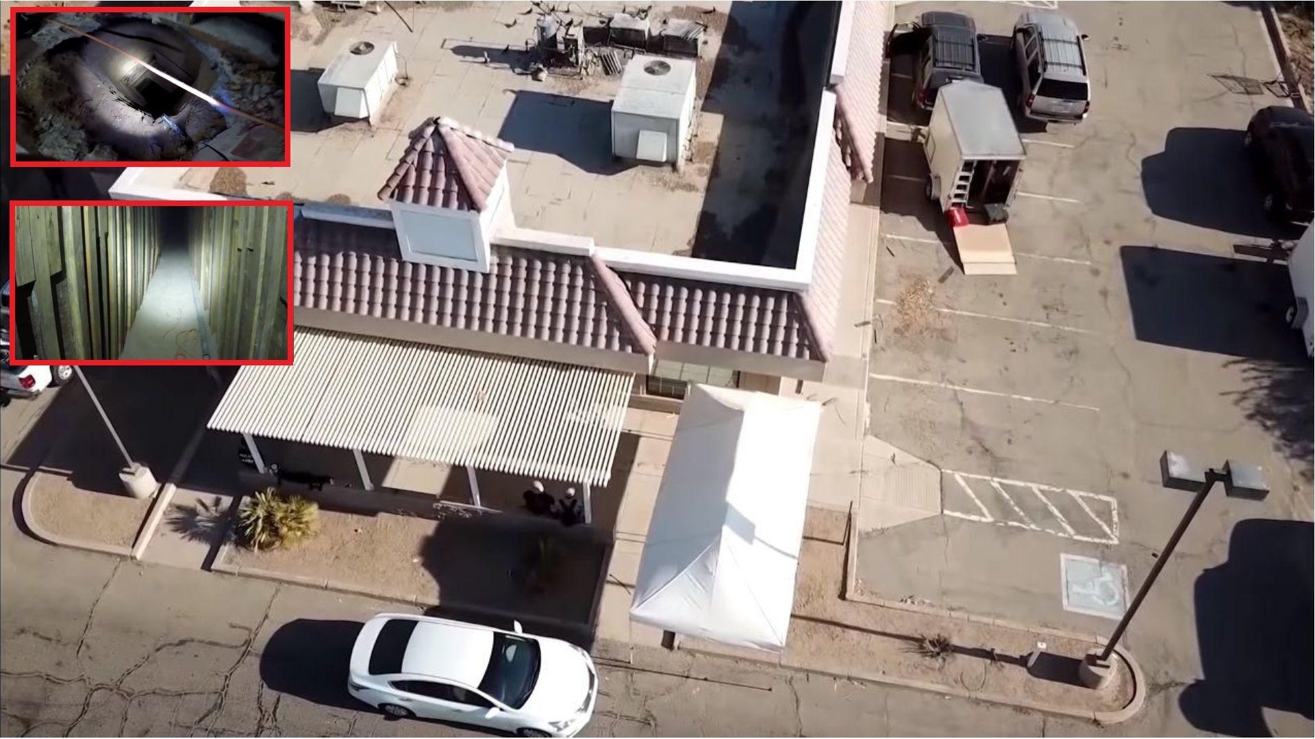 Откриха тунел за наркотрафик под бивш ресторант на KFC