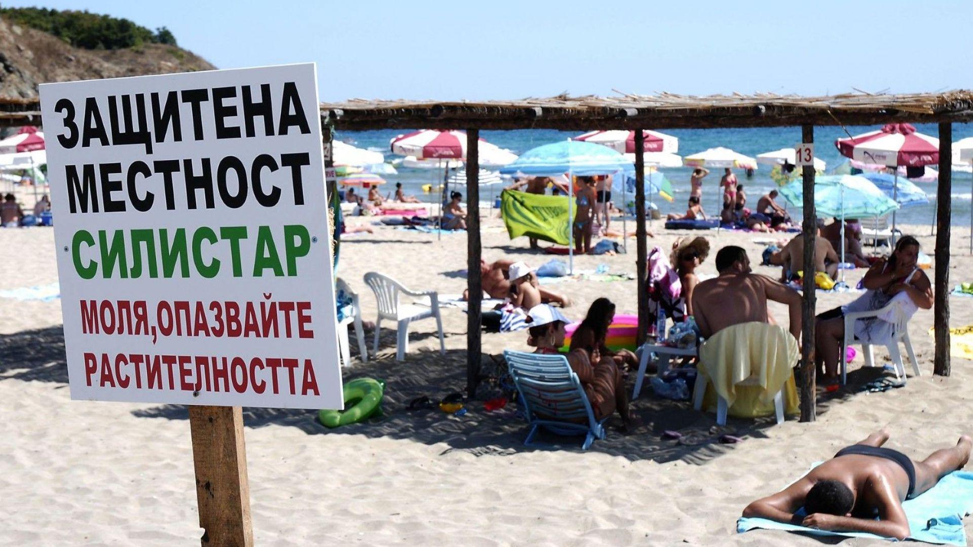"""Бургаската прокуратура се самосезира за плажа """"Силистар"""""""