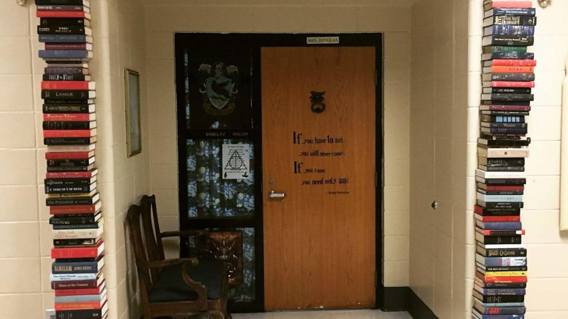 """Как преподаватели превърнаха едно скучно училище в """"Хогуортс"""" (галерия)"""